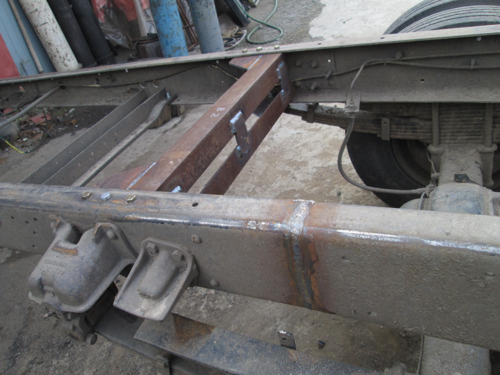 Ремонт рамы грузового автомобиля своими руками