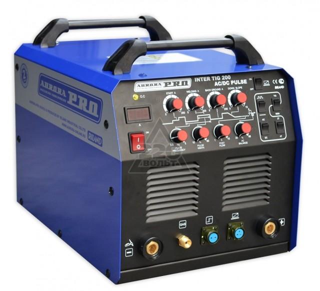 INTER TIG 200 AC/DC PULSE