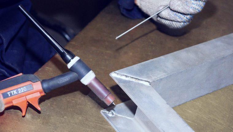 Сварка алюминия полуавтоматом