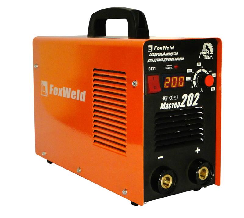 Инвертерный аппарат для электросварки