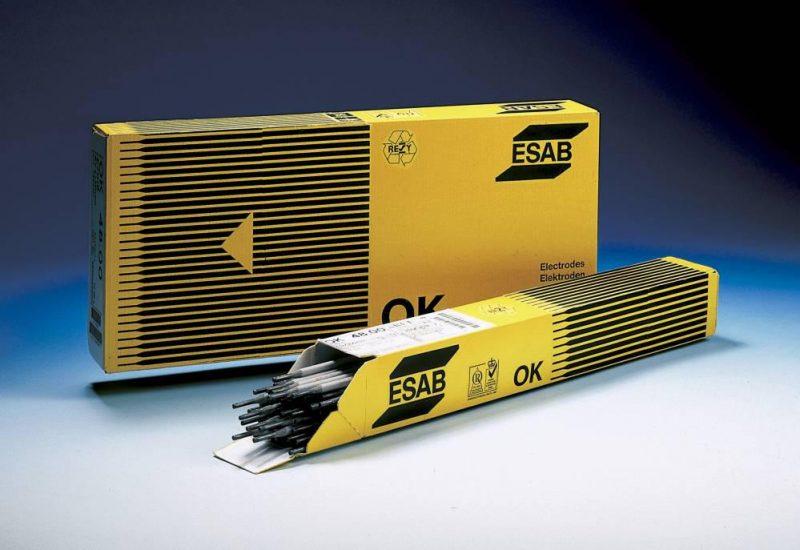 Электроды ESAB ОК-46 для сварки алюминия