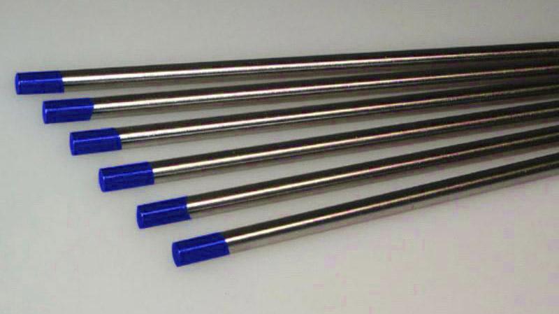 Вольфрамовые электроды для аргонно-дуговой сварки