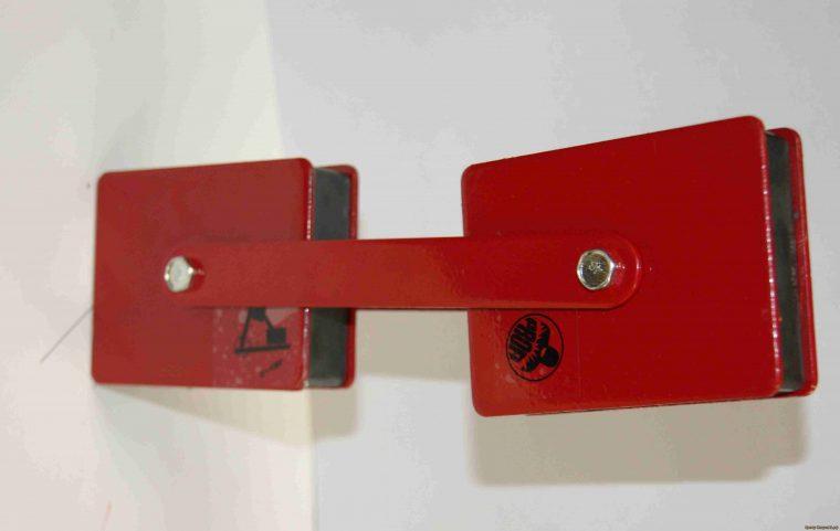 Магнитный фиксатор для сварки 75 LBS