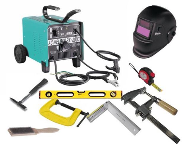 Инструменты для сварочных работ