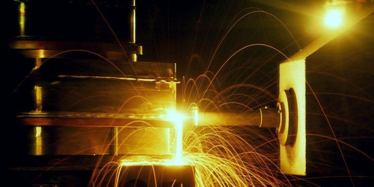 Электронно лучевая сварка металлов
