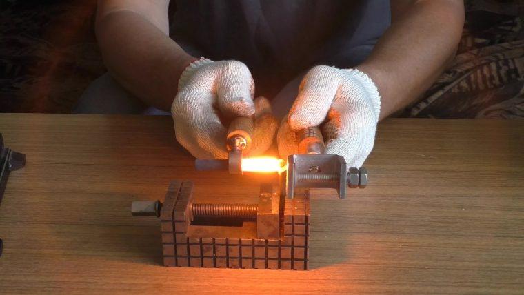 Сварка меди в домашних условиях угольным электродом