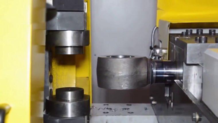 Оборудование для сварки треним стальных деталей