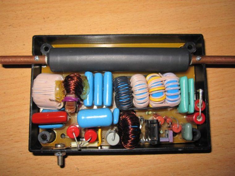 Устройство сварочного осциллятора