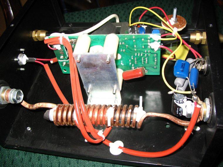 Схема осциллятора для инверторной сварки