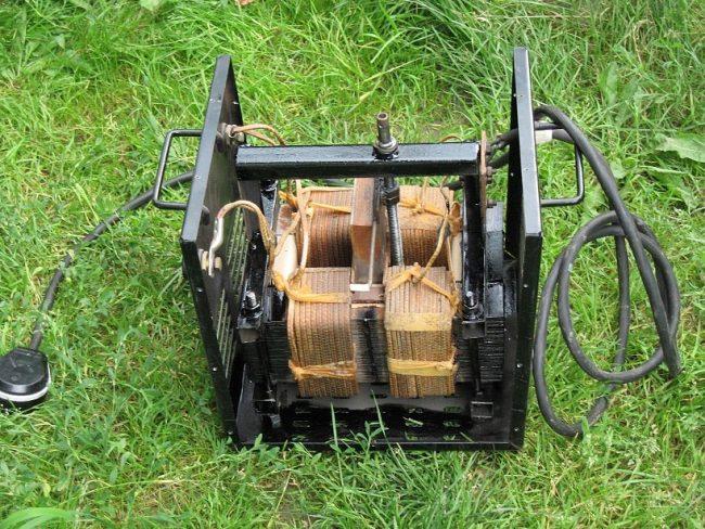 Сварочный аппарат тдм схема