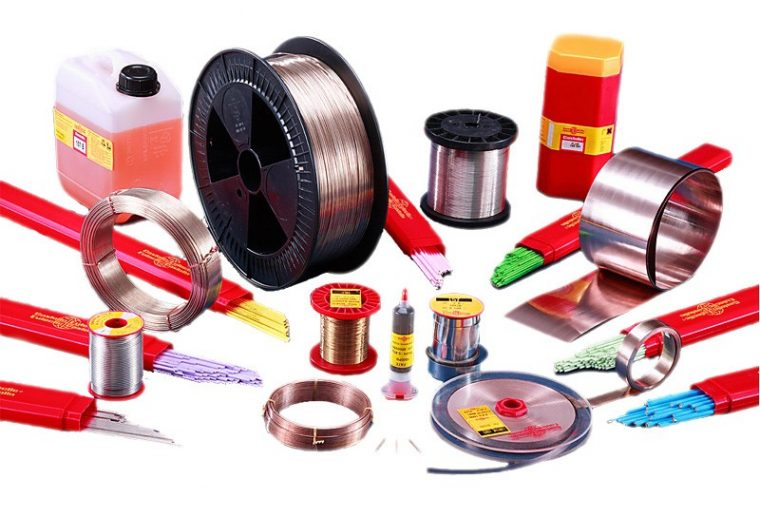 Комплектующие и материалы для сварки