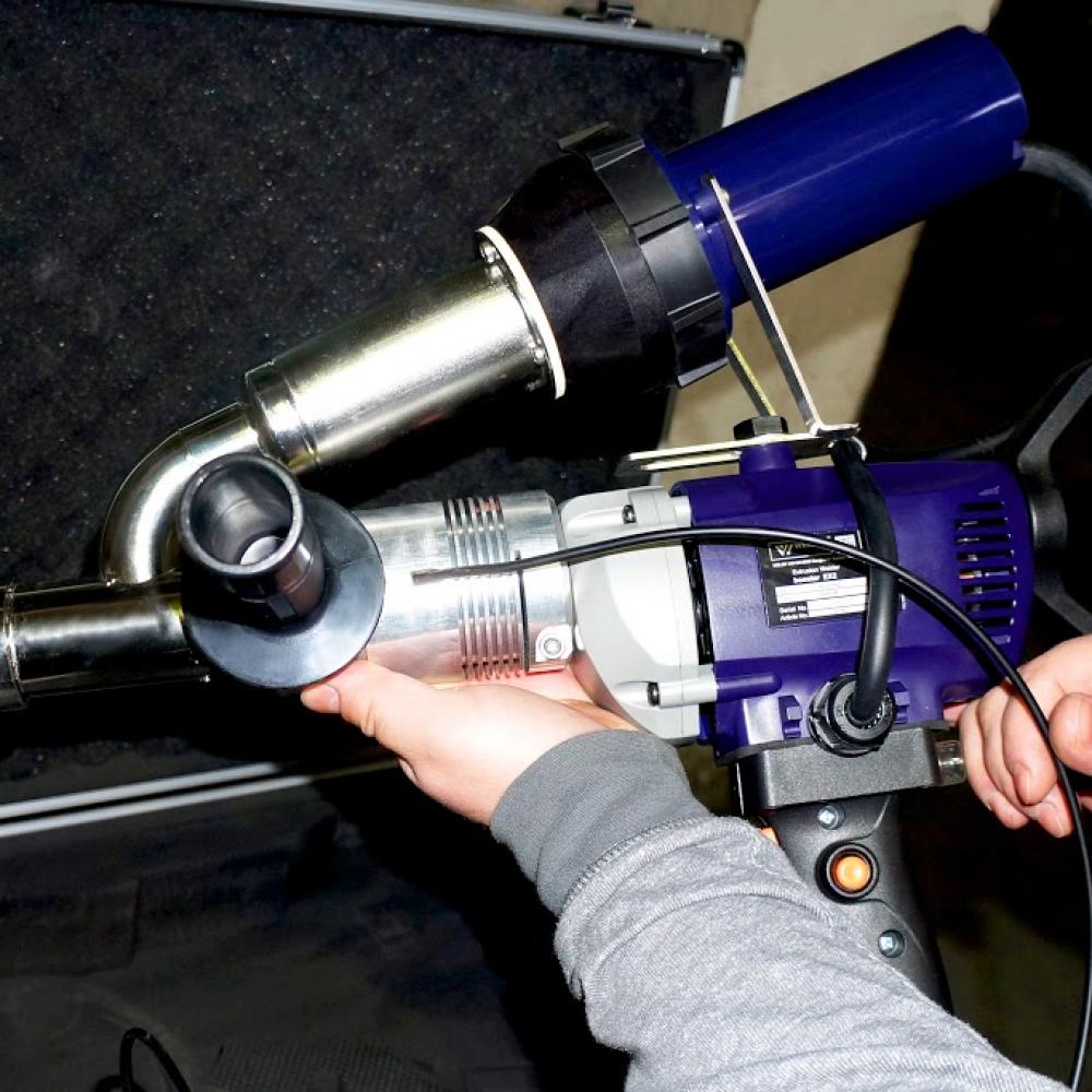 Ручной экструдер для сварки пластика