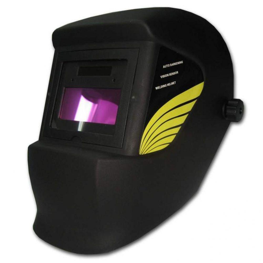 Выбираем сварочную маску Корунд
