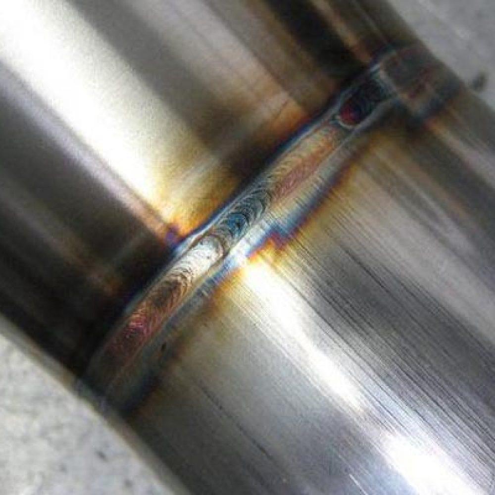Выполняем сварку труб из нержавеющей стали