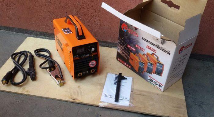 Комплект поставки EDON-LV 200