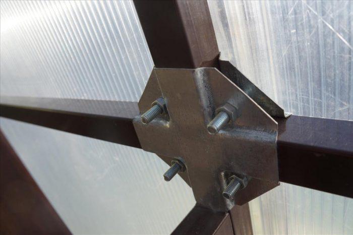 Крабовые системы позволяют создавать разборные конструкции
