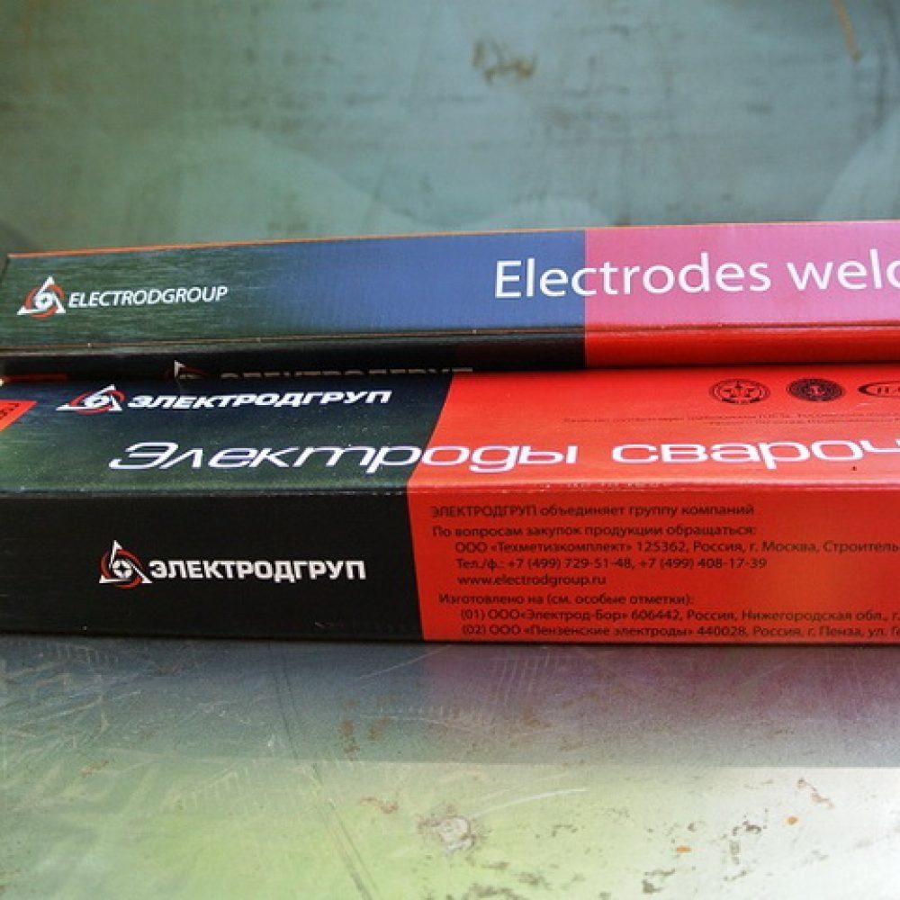 Какие электроды выбрать для сварки инвертором?