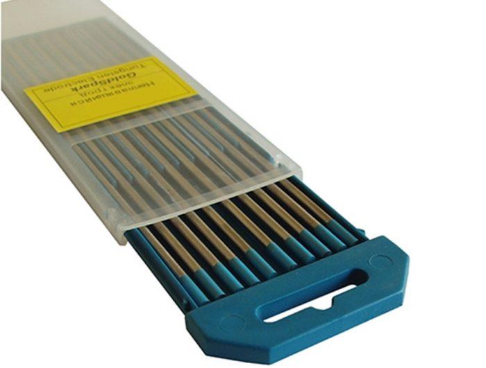 Тугоплавкие вольфрамовые электроды GOLDSPARK