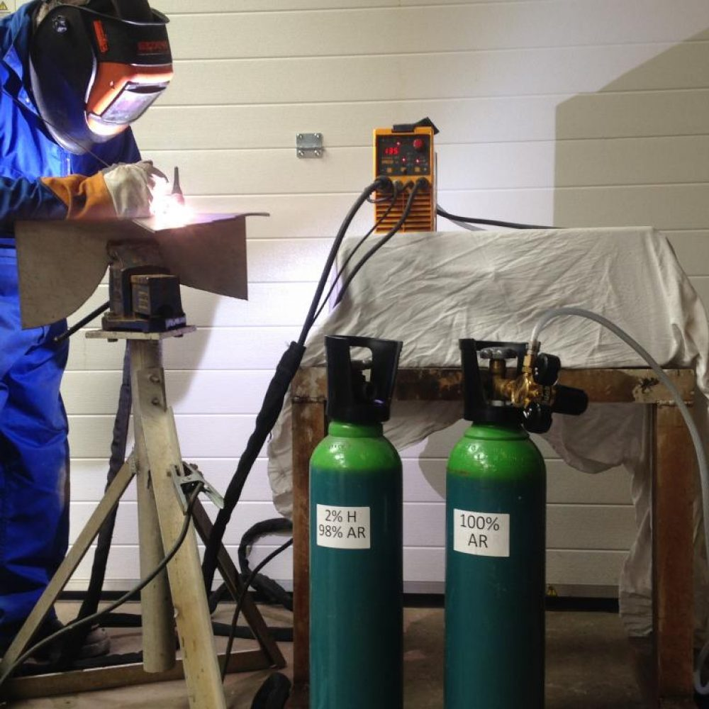 Что такое инертный газ в сварке?