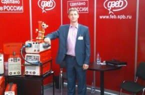 Интервью: завод сварочного оборудования «ФЕБ»