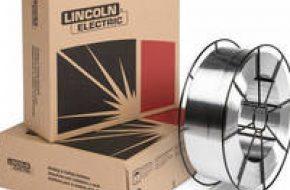 Новая алюминиевая сварочная проволока от Lincoln Electric (Super Glaze HD)