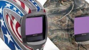 Miller представляет новую серию сварочных шлемов