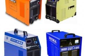 ТОП-5 лучших аппаратов для плазменной резки